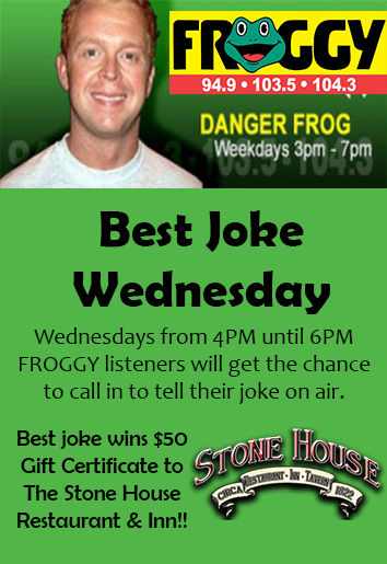 Danger Best Joke Wednesday